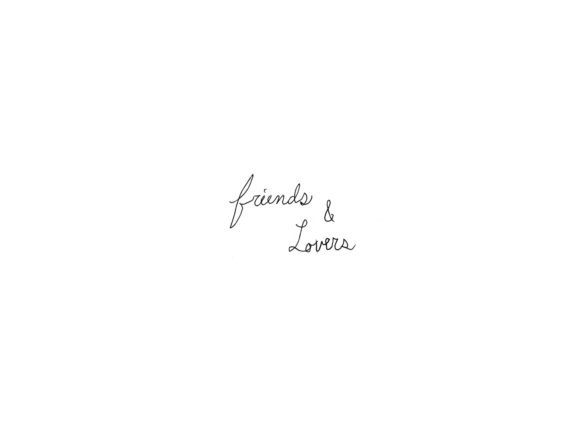 friendsandlovers
